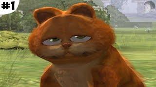 Я - ПРИНЦ (Garfield 2 Прохождение #1)