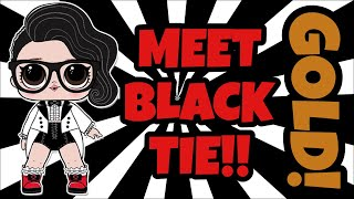 LOL SURPRISE SERIES 3 CONFETTI POP UNBOXING | GOLD BALL HACK: MEET BLACK TIE!! L.O.L DOLLS & TOYS!!