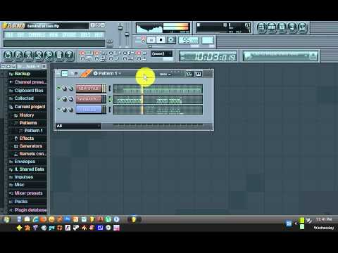 how to open flp files in fl studio demo