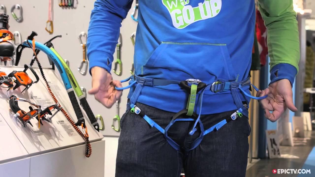 Climbing Technology Klettergurt : Climbing technology tami best new harnesses ispo