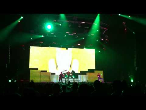 Disturbed Dallas, Texas 8/10/2011 Stupify Gexa Energy Pavilion Mayhen Festival