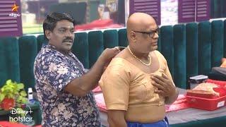 Bigg Boss Tamil 4 | 29th October 2020 – Promo 3 | Cross dress