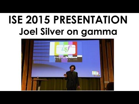 Joel Silver presentation on gamma at ISE 2015