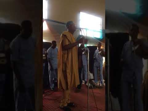 ALAYO MELODY SINGER @ Ibadan for Tobi & Dammy