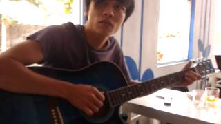 Ôi quê tôi - Guitar phút cao hứng :)