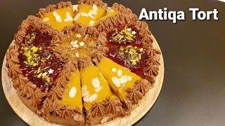 МегаВкусный Влажный Шоколадный ТОРТ Tez va Oson Antiqa TORT Ko ringu tayyorlang Chokolate cake