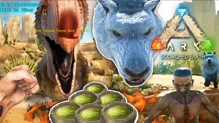 ARK: Scorched Earth - CRAFTING NARCOTICS | Scorched Earth Gameplay [3]