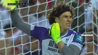 Saves Of Guillermo Ochoa ● La Liga