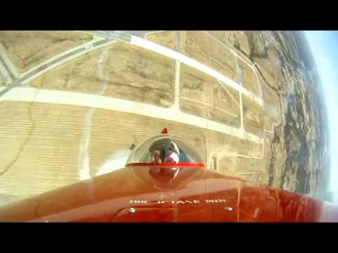 Dennis Thompson 4 Minute Free Aerobatics