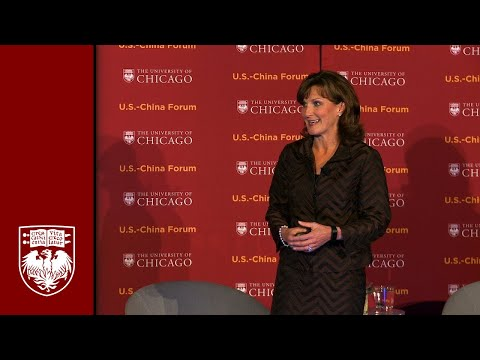 2016 US-China Forum: A Conversation with Deb Frodl