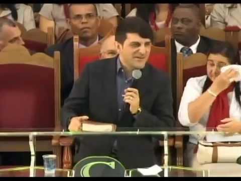 Pastor Yossef Akiva - As esquinas da vida