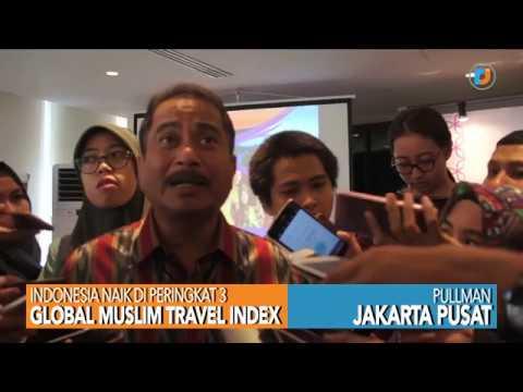 POTENSI INDONESIA DI WISATA HALAL DUNIA LEWAT MUSLIM TRAVEL INDEX #LaPaRMataJakartaMOA
