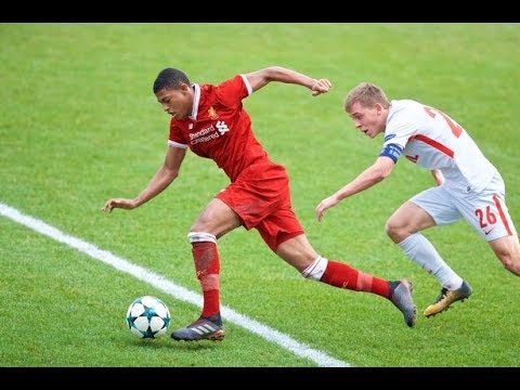Liverpool to make official complaint to UEFA after starlet Rhian Brewster suffers alleged