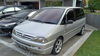 In Depth Tour Peugeot 806 HDi (2001) - Indonesia
