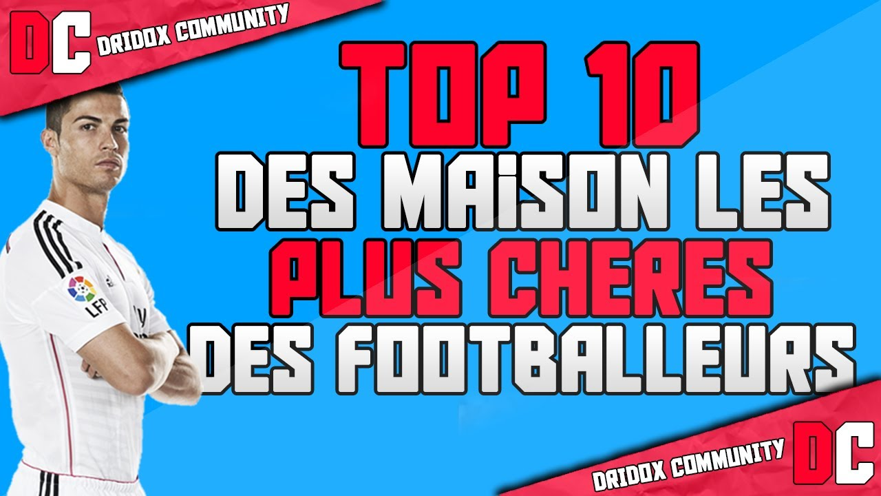 le top 10 des maisons de footballeurs les plus ch res 2015 doovi. Black Bedroom Furniture Sets. Home Design Ideas
