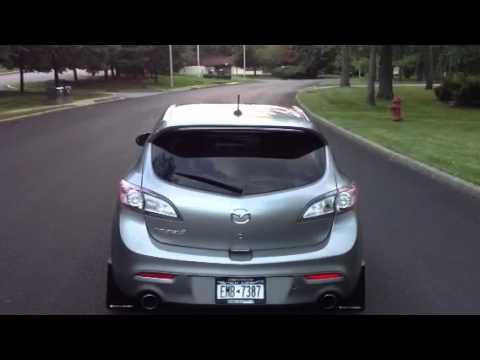 Cobb Cat Back Exhaust Gen 2 Mazdaspeed 3 2012 Youtube