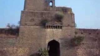 Bhalki  Fort In Rock & Om Find  In Ghost Ride