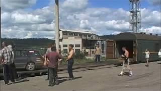 ⑥シベリア鉄道の貨物車に積む 金子浩久『ユーラシア横断1万5000キロ』