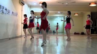 Dance With Me ( Bill Larson )- Line Dance