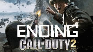 Call of Duty 2 Ending Last Mission Crossing The Rhine[HD]