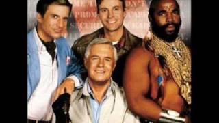 A Team theme music 1983-1987