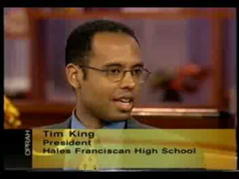 Oprah's Angel Tim King - YouTube