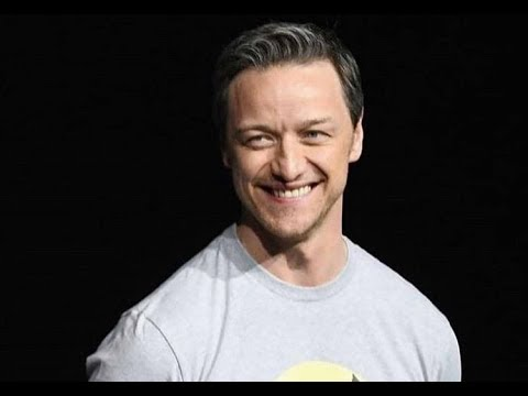 James McAvoy funny moments