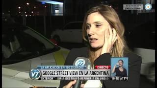 Visión 7 - Google Street View en la Argentina Free HD Video