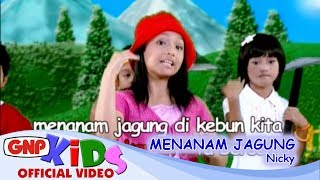 Menanam Jagung - Nicky (official video)
