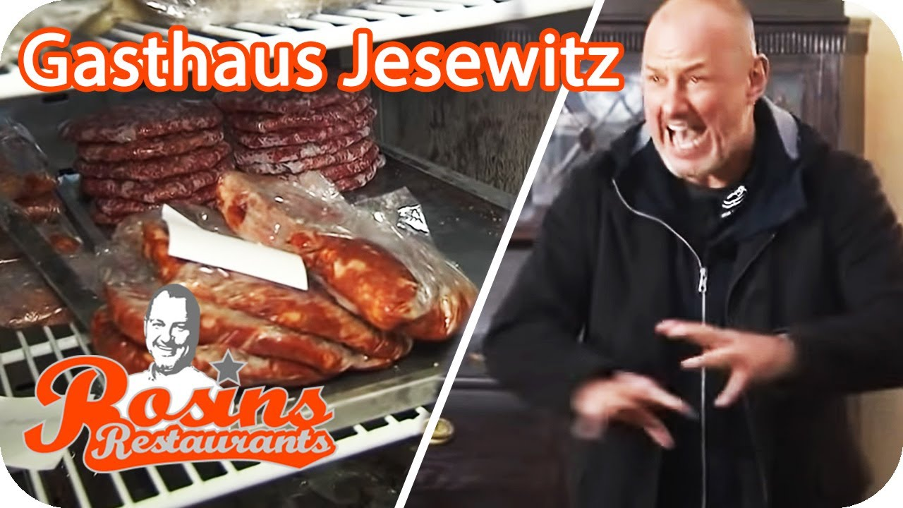 """Download Frank entdeckt Gammelfleisch: """"Seid ihr nicht ganz dicht?""""   2/10   Rosins Restaurants   Kabel Eins"""