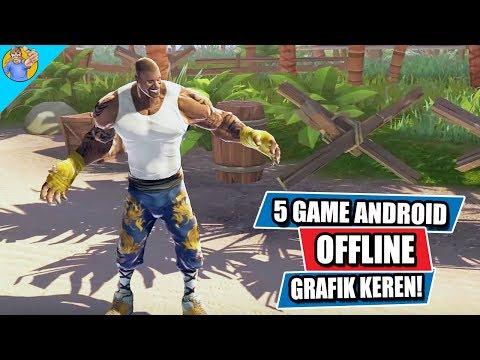 5 Game Android Offline Grafik Keren Dan Mantab!