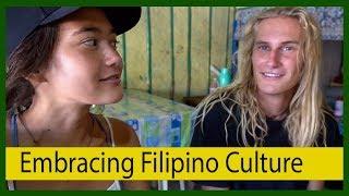 EMBRACING FILIPINO CULTURE! (Learning Kamayan) // Guimaras Island