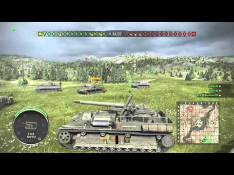 World of Tanks Dev & Blogger Q&A Stream « Status Report