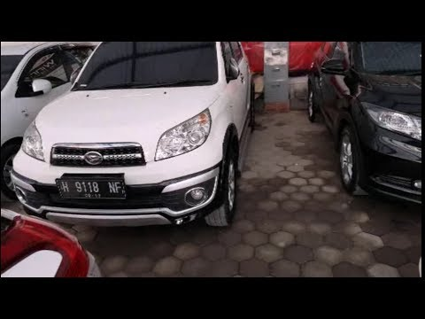 Daihatsu Terios Tx Adventure 2014 Review (In Depth Tour)