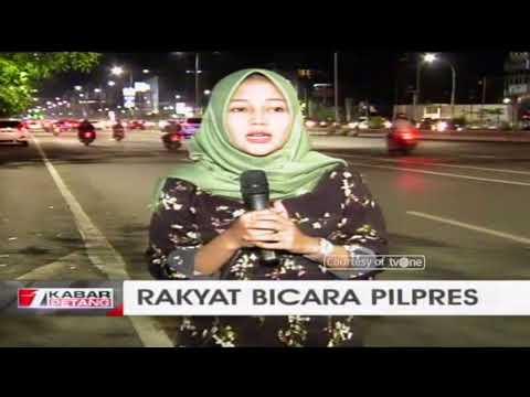 Rakyat Bicara Pilpres, Jokowi-TGB Jadi Salah Satu Pasangan Pilihan
