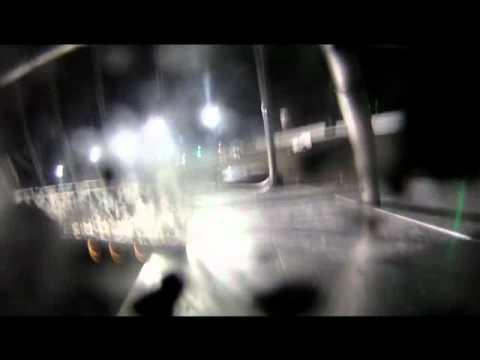 Adams County Speedway (Alison Quick) in car camera