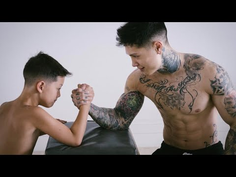 Father's Day Workout FT. Zen Heria | 2020