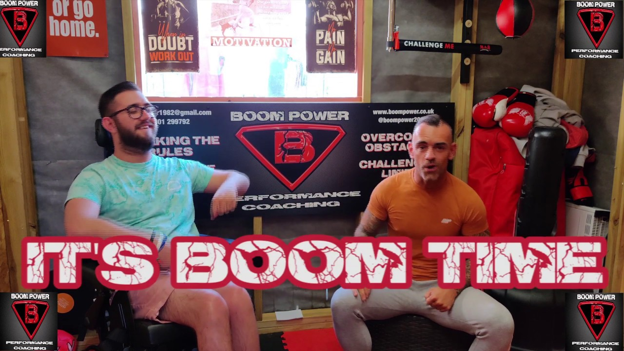 💥Boom Power Performance Coaching ONLINE LAUNCH!💥
