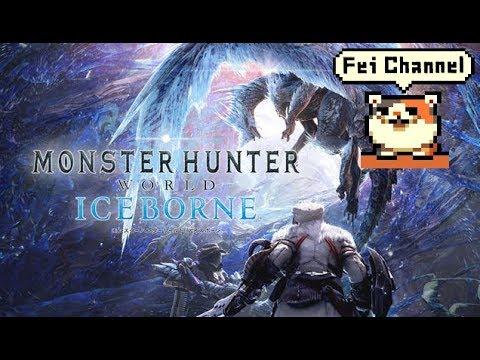 ♯80【PS4PRO】モンスターハンターワールド アイスボーン 実況【30代おじさんハンターの狩猟風景】