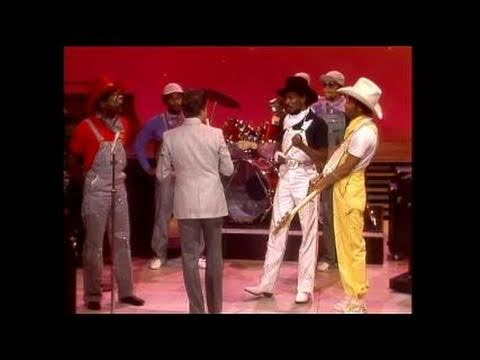 Dick Clark Interviews Gap Band - American Bandstand 1983
