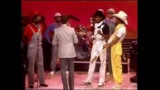 Dick Clark Interviews Gap Band - American Bandstand 1983