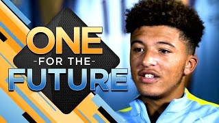 Jadon Sancho Documentary | ONE FOR THE FUTURE | MAN CITY
