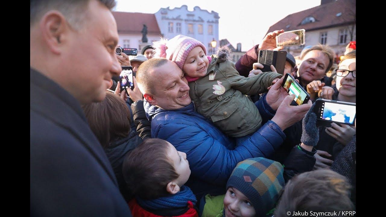 Spotkanie z mieszkańcami Środy Wielkopolskiej