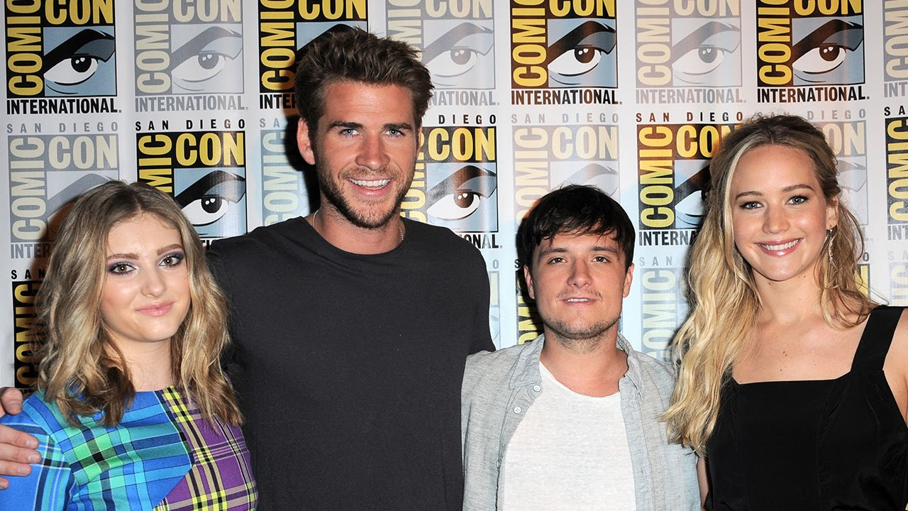 Image Gallery mockingjay movie cast