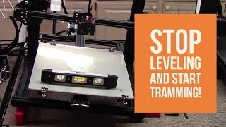 Shop Talk - Stop Leveling Your Bed and Start Tramming Your Machine!