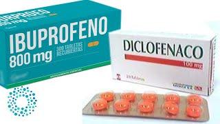 Ibuprofeno ¿El contiene de diclofenaco? gel