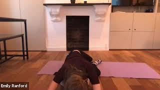 Yin Yoga with Emily 24.03.2020