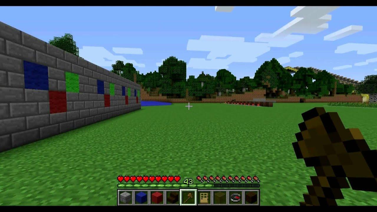 Minecraft Bukkit WorldEdit Tutorial GebäudeHäuser Kopieren Und - Minecraft hauser kopieren