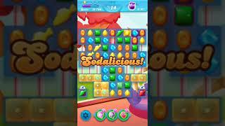 Candy crush soda saga level 1212(HARD LEVEL)