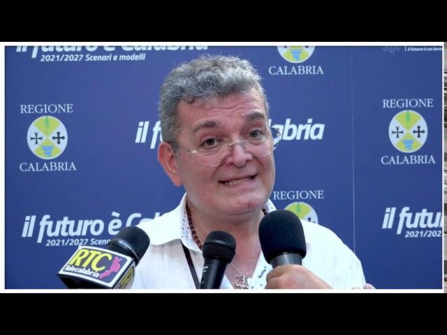 Il Futuro E Calabria Intervista A Antonino Spirli Youtube